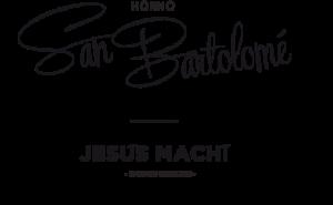 HORNO SAN BARTOLOMEletras